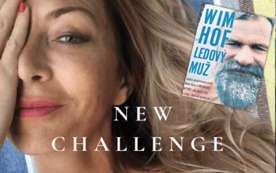 Přijala jsem výzvu Ledového muže… Jak Wim Hofovu metodu dávám?